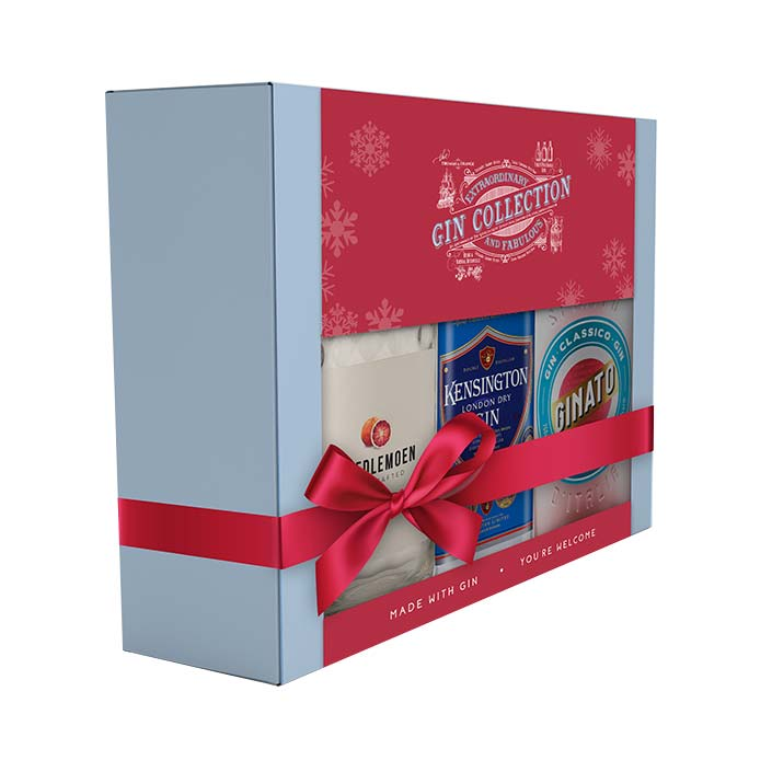 Gin Collection Gift Pack