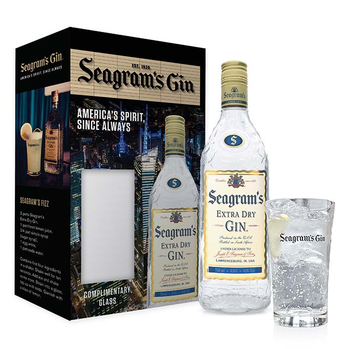 Seagrams Gift Pack