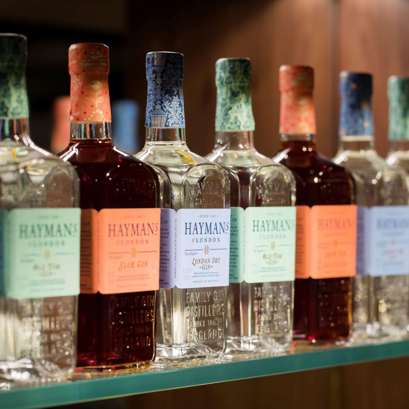 Haymans Gin Range